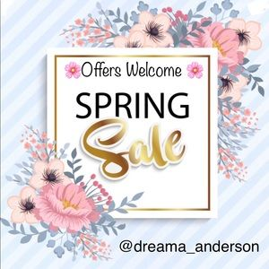 🌸Spring Cleaning Closet Sale🌸